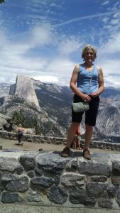 At Glacier Point